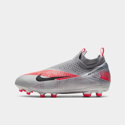 Nike Phantom Vision 2 Firm Ground Football Boots Juniors