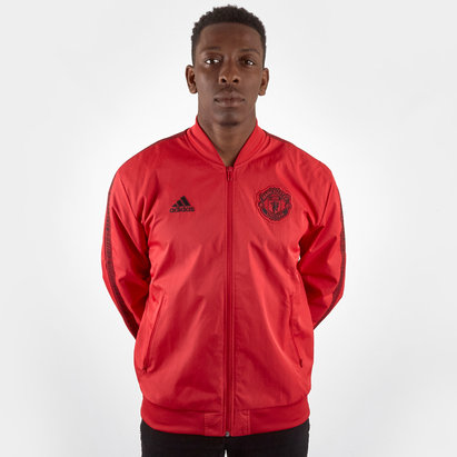 adidas Manchester United 19/20 Anthem Football Jacket