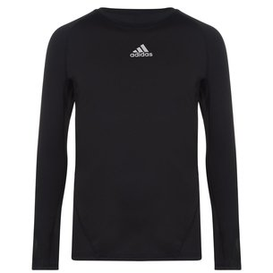 adidas Alphaskin Long Sleeve Base Layer Top Mens
