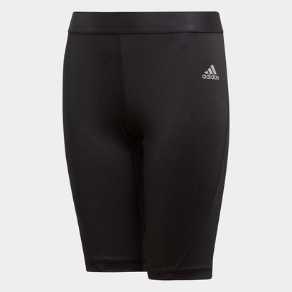 adidas Alphaskin Kids Compression Short Tights