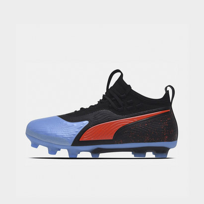 Puma One 19.1 Hard Ground Football Boots Mens