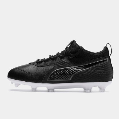Puma ONE 19.3 FG AG Football Boots Juniors