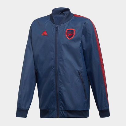adidas Arsenal 19/20 Kids Anthem Football Jacket