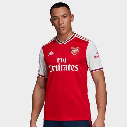 adidas Arsenal 19/20 Home S/S Replica Football Shirt