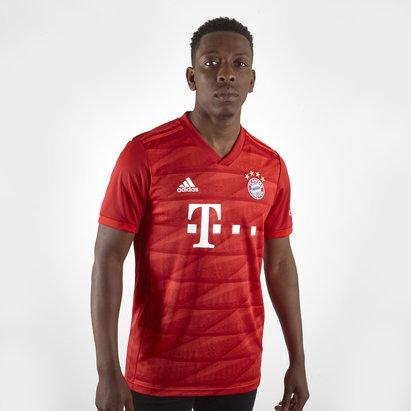 adidas FC Bayern Home Shirt 19/20 Mens