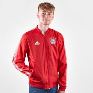 adidas Bayern Munich 19/20 Players Anthem Football Jacket