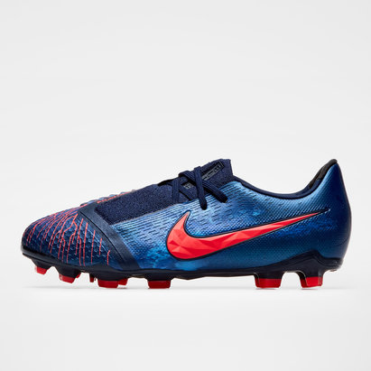 Nike Phantom Firm Ground Football Boots Juniors