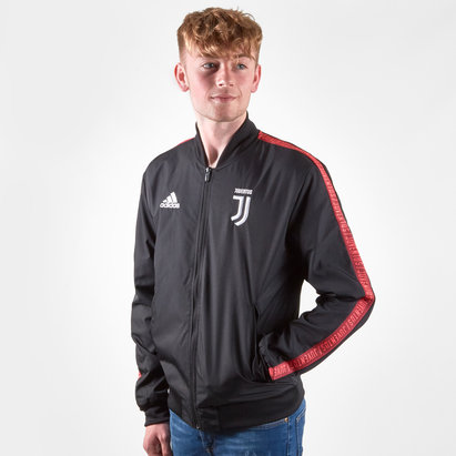 adidas Juventus 2019 20 Anthem Jacket Mens