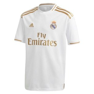 adidas Real Madrid Home Shirt 2019 2020 Junior