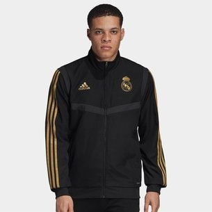 adidas Real Madrid Track Top Mens