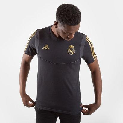 adidas Real Madrid 19/20 Players Football Training T-Shirt