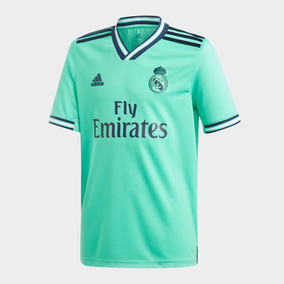 adidas Real Madrid Third Shirt 2019 2020 Junior