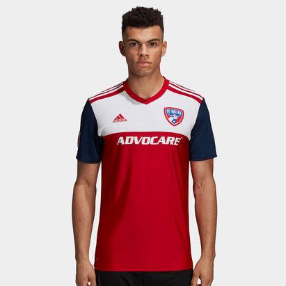 adidas FC Dallas 2019 Home S/S Replica Football Shirt