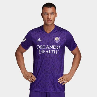 adidas Orlando City 2019 Home S/S Football Shirt