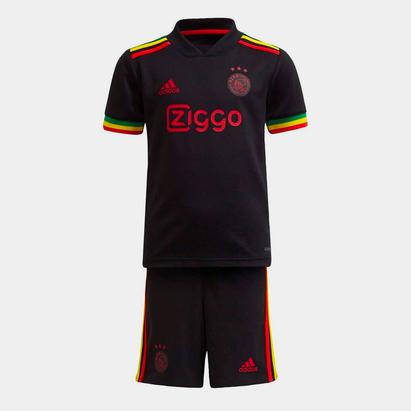 adidas Ajax Third Mini Kit 2021 2022
