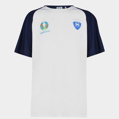 UEFA Euro 2020 Scotland T Shirt Mens