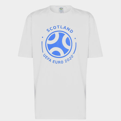 UEFA Euro 2020 Scotland Graphic Tee