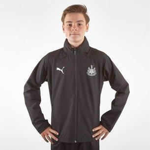 Puma Newcastle United Tracksuit Jacket Junior Boys