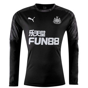Puma Newcastle United 19/20 Players Rain Training Top