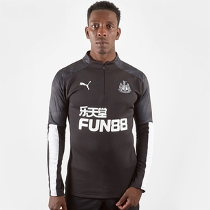 Puma Newcastle United 19/20 Players Fleece Training Top
