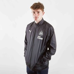 Puma Newcastle United 19/20 Players Woven Football Jacket