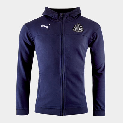 Puma Newcastle United Leisure Hoodie 2019 2020