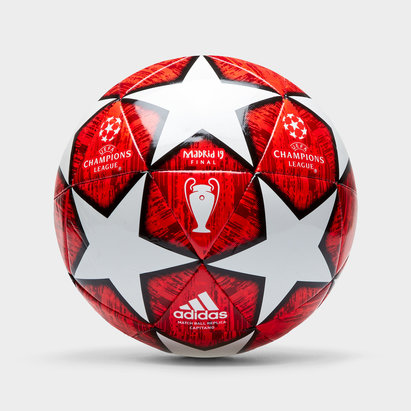 adidas Finale 19 UEFA Champions League 2019 Madrid Glider Football
