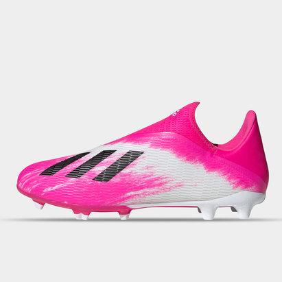 adidas X 19.3 Laceless Childrens FG Football Boots