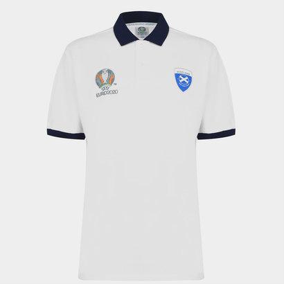 UEFA Euro 2020 Scotland Polo Mens