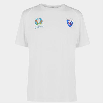UEFA Euro 2020 Slovakia T Shirt
