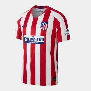 Nike Atletico Madrid 19/20 Home Vapor Football Shirt