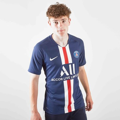 Nike Paris Saint-Germain 19/20 Home Vapor Football Shirt
