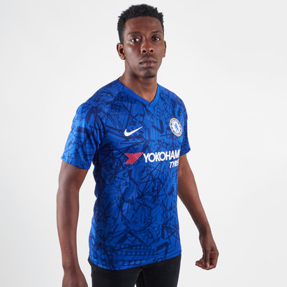 Nike Chelsea 19/20 Home S/S Replica Football Shirt