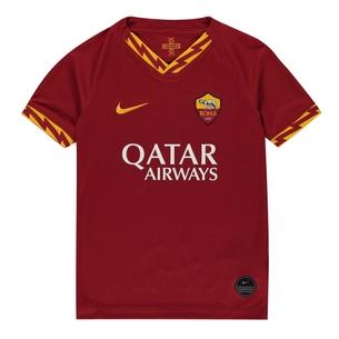 Nike AS Roma Short Sleeve Shirt Kids