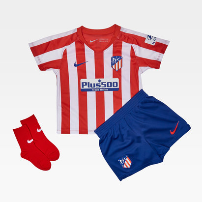 Nike Atletico Madrid 19/20 Home Infant Football Kit