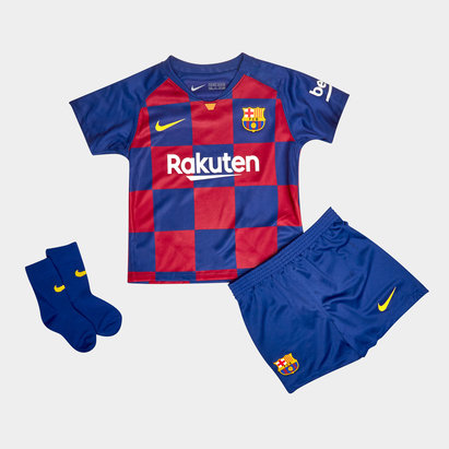 Nike FC Barcelona 19/20 Home Infant Football Kit
