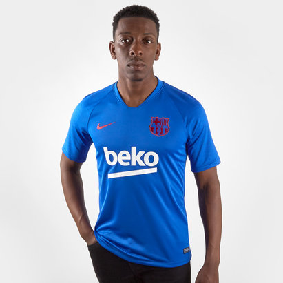 Nike FC Barcelona 19/20 Breathe Strike Top