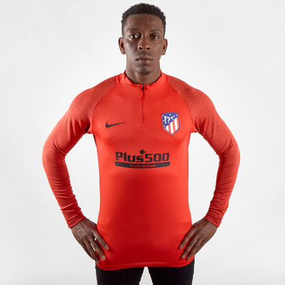 Nike Atletico Madrid 19/20 Dry Strike L/S Football Drill Top