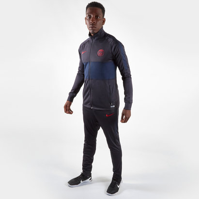 Nike Paris Saint-Germian 19/20 Football Tracksuit