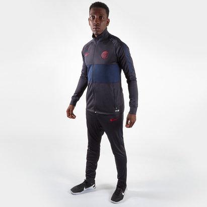 Nike Paris Saint-Germain 19/20 Dry Strike Football Tracksuit