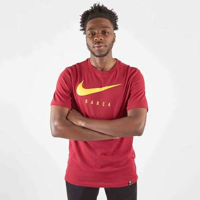 Nike FC Barcelona 19/20 Dri-Fit Football Training T-Shirt