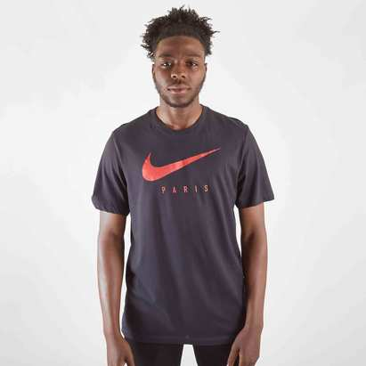 Nike Paris Saint-Germain 19/20 Dri-Fit Football Training T-Shirt