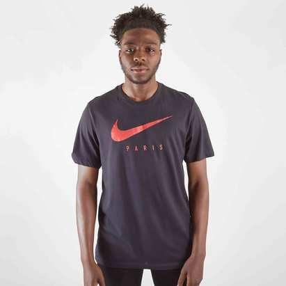 Nike Paris Saint-Germain 19/20 Dri-Fit T-Shirt