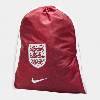 Nike England 19/20 The Lionesses Stadium Football Gym Sack