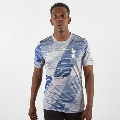 Nike Tottenham Hotspur 19/20 Dri-Fit S/S Football Training Shirt