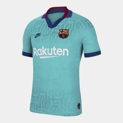 Nike FC Barcelona 19/20 3rd S/S Vapor Match Football Shirt