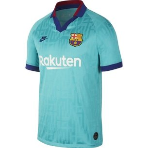 Nike FC Barcelona 19/20 3rd S/S Replica Football Shirt