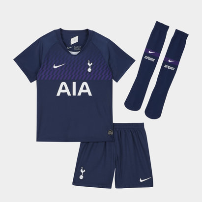 Nike Tottenham Hotspur 19/20 Away Little Kids Football Kit