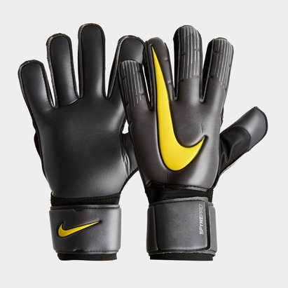 Nike GK Spyne GK Glove White/Chrome