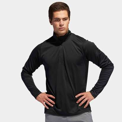 adidas Free Lift 1/4 Zip Training Top